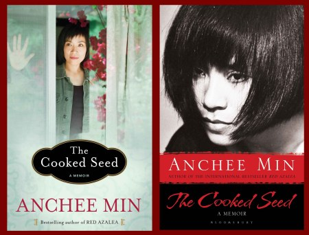 Covers for The Cooked Seed Book Trailers page