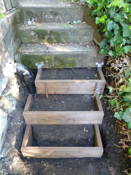 2 - Stairway Project April 2015
